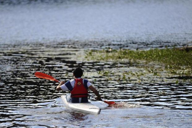Projetos de canoagem estão ameaçados em Caxias do Sul Maicon Damasceno/Agencia RBS