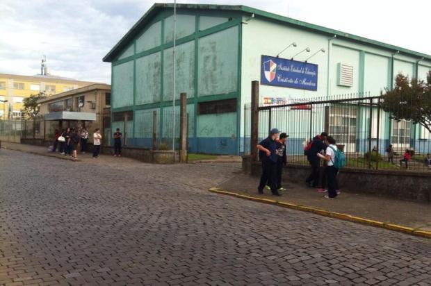 Reforma da Escola Cristóvão de Mendoza aguarda liberação de verbas pelo governo do Estado André Fiedler/ Gaúcha Serra/