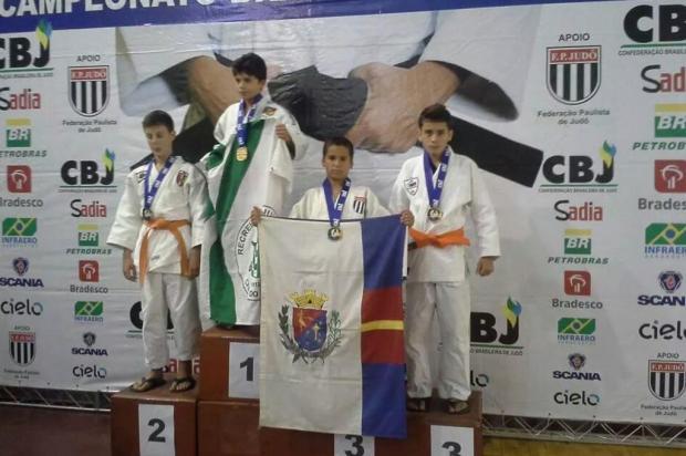 Atletas do RJ conquistam duas medalhas no Brasileiro Regional de Judô Recreio da Juventude/Divulgação