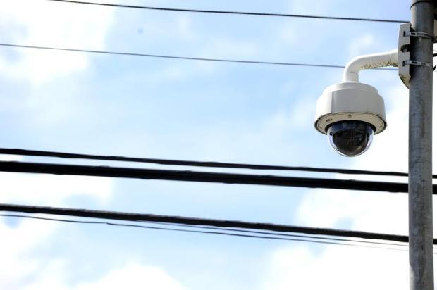 Prefeitura de Farroupilha realiza substituição gradual de câmeras de monitoramento Germano Rorato/Agencia RBS