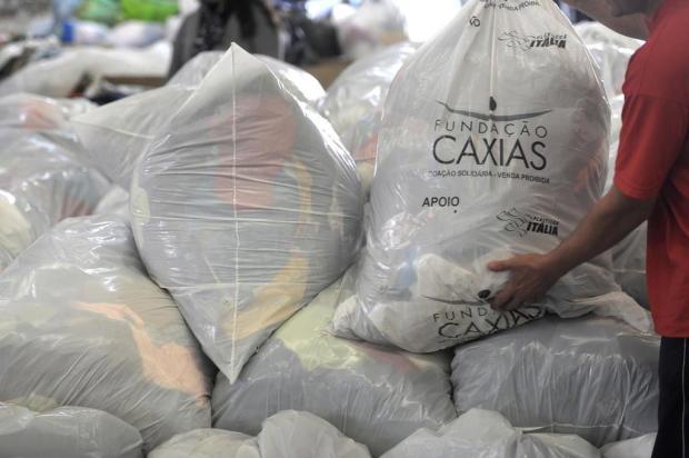Início da Campanha do Agasalho é adiado para junho em Caxias do Sul Juan Barbosa/Agencia RBS