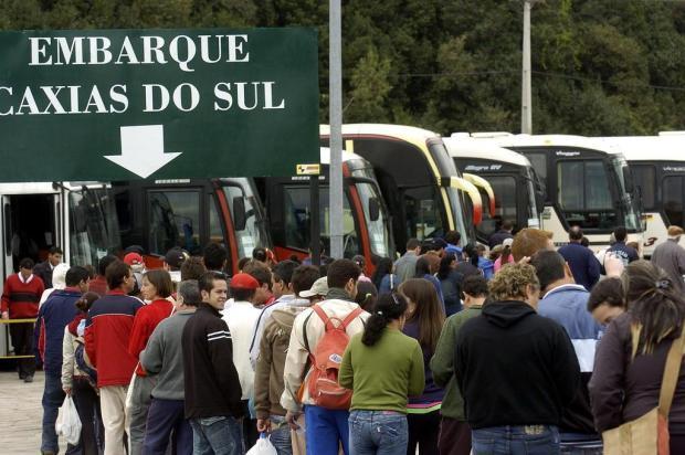 Venda de passagens para Romaria de Caravaggio começa na próxima semana em Caxias Daniela Xu/Agencia RBS