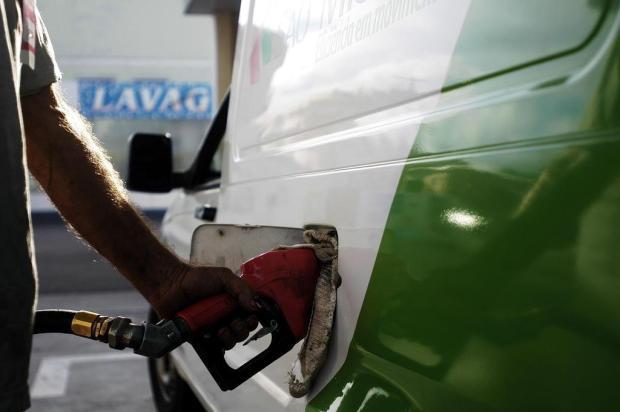 Preço dos combustíveis segue inalterado em Caxias após anúncio da Petrobras Juan Barbosa/Agencia RBS