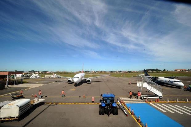 Concessão do aeroporto de Caxias pode quadruplicar número de voos, diz secretário estadual de Parcerias Estratégicas Jonas Ramos/Agencia RBS