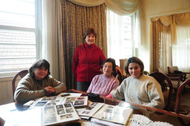 Banco de Memória eterniza histórias Roni Rigon/Agencia RBS