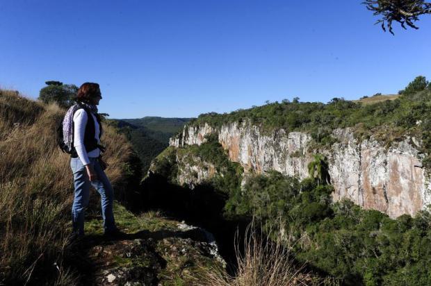 Os roteiros turísticos de Criúva, distrito de Caxias do Sul Roni Rigon/Agencia RBS