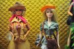 Exposição 'Barbie Terras Distantes' pode ser conferida em Caxias
