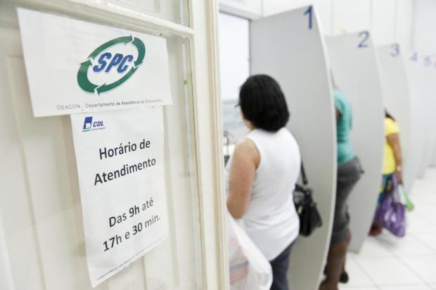 Entenda por que a inadimplência diminuiu em Caxias em plena crise Mateus Bruxel/Agencia RBS