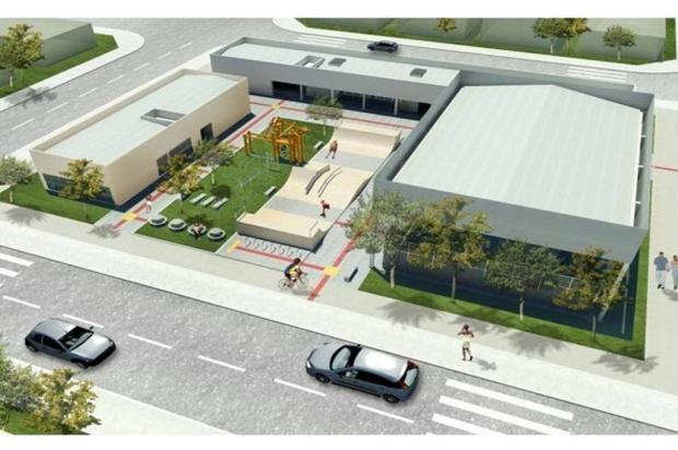 Praça de esporte e cultura será construída no bairro Ouro Verde, em Bento Gonçalves Prefeitura de Bento Gonçalves/Divulgação