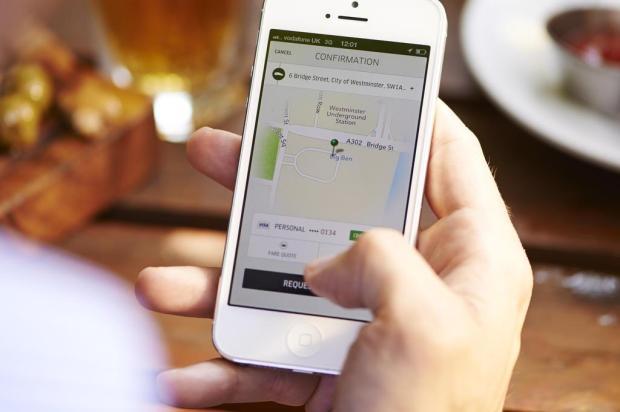 Após recomendação do MP, prefeitura suspende fiscalização de motoristas do Uber em Caxias Uber/Divulgação