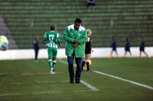Roger Machado não é mais o técnico do Juventude Diogo Sallaberry/Agencia RBS