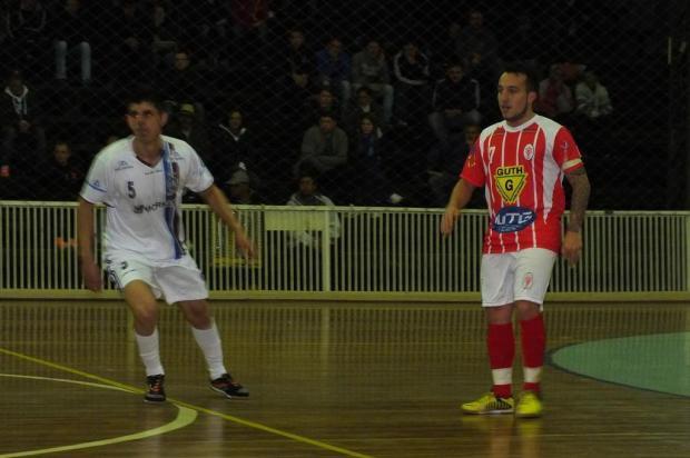 Finalistas do Citadino de Futsal de Caxias serão conhecidos nesta quinta-feira Emerson Morais/Divulgação