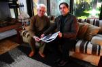 Colunistas visitam leitores no dia da estreia do novo Pioneiro