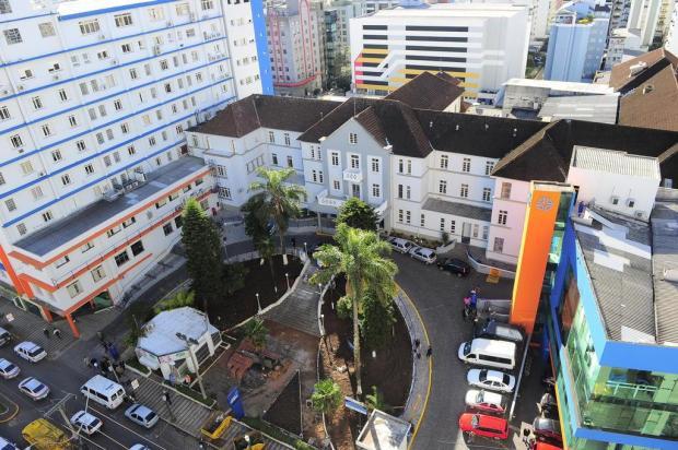 Hospital Pompéia, em Caxias, inaugura novos leitos de UTI na semana que vem Porthus Junior/Agencia RBS
