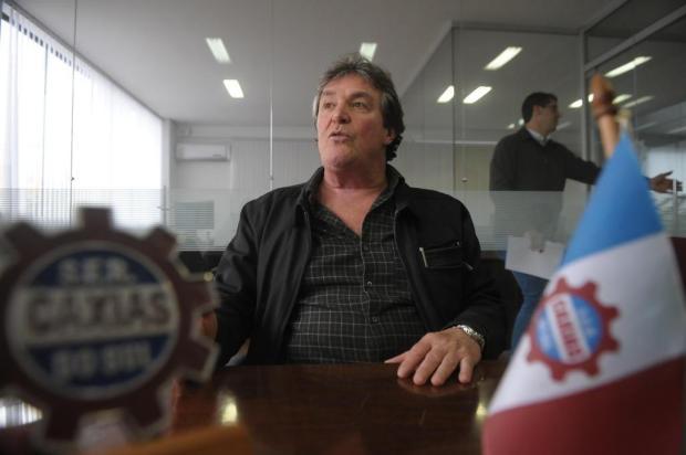 Em entrevista, presidente do Caxias explica como mantém o clube competitivo mesmo em meio à crise financeira Roni Rigon/Agencia RBS