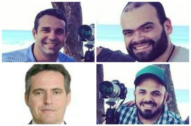 Veja o perfil das outras seis vítimas do acidente que matou Campos Arte sobre Fotos/Câmara dos Deputados e Instagram