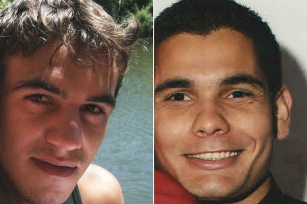 Moradores de Bento Gonçalves desaparecem após viagem ao Paraguai Montagem sobre fotos de arquivo pessoal/ Divulgação/