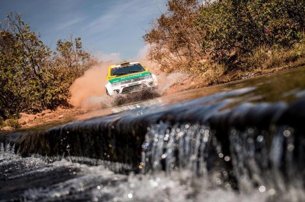 Na etapa maratona do Rally dos Sertões, dupla Franciosi/Capoani mantém liderança da Protótipos T1 Victor Eleuterio/Divulgação