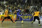 ACBF sofre virada do Blumenau, perde por 4 a 1 e segue com campanha irregular na Liga Futsal (Blumenau Futsal/ Divulgação/)