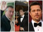 Martin Scorsese vai dirigir curta que reúne Leonardo DiCaprio, Brad Pitt e Robert De Niro Montagem/AFP/Divulgação