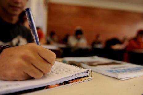 Audiências sobre violência escolar em Caxias resultam em acordo em 75% dos casos (Claudio Vaz/Agencia RBS)