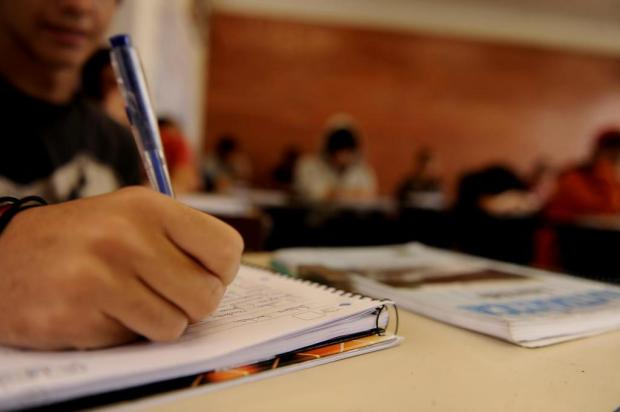 Matrículas para as escolas estaduais da Serra começam na próxima segunda-feira Claudio Vaz/Agencia RBS