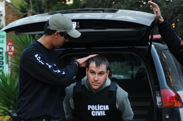 Acusado de assassinar mulheres na barragem Maestra, em Caxias, vai a julgamento Diogo Sallaberry/Agencia RBS
