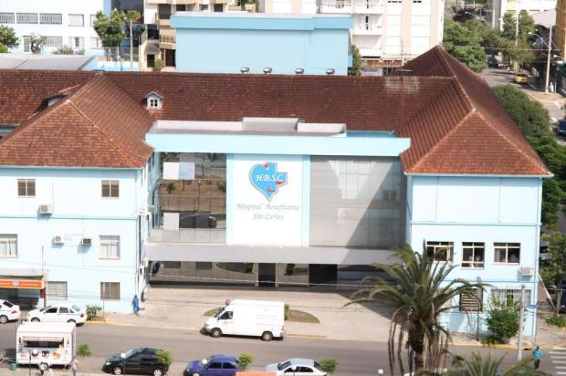 Prejuízo mensal do Hospital de Farroupilha é de R$ 500 mil Leandro Rodrigues/Divulgação