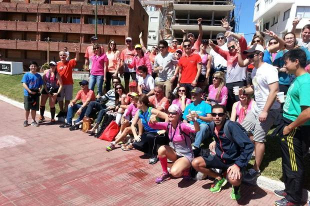 Grupo Inspire comemora resultados na Maratona de Punta Del Este Mario Ernesto Chaves/Divulgação