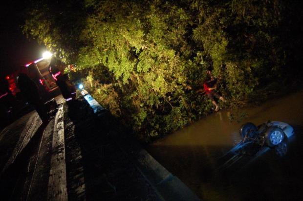 Acidente que matou família de Caxias em Teutônia ocorreu em estrada sem sinalização LUCAS LEANDRO BRUNE/Divulgação