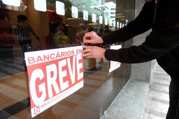 Greve dos bancários termina e bancos voltam a abrir nesta sexta Jonas Ramos/Agencia RBS