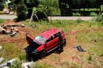 Confira mais imagens do acidente na Vila Maestra