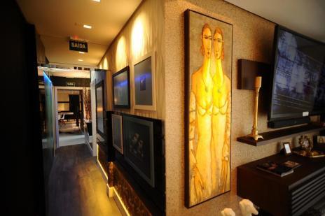 Mostra Casa & Cia Serra destaca arte e arquitetura contemporânea (Diogo Sallaberry/Agencia RBS)