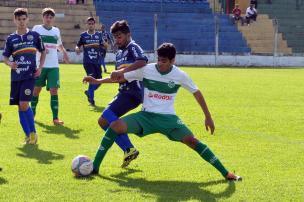 Juventude e Veranópolis empatam em 1 a 1 pela Copa Serrana Arthur Dallegrave/Divulgação