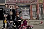 A banda de rock Cachorro Grande se apresenta em Farroupilha (Cisco Vasques/Divulgação)