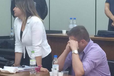 Marcarini é condenado a 23 anos de prisão pela morte de adolescente em Caxias (Manuela Teixeira, Agência RBS/)