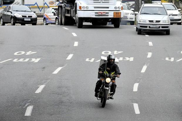 Vistoria obrigatória do serviço de motofrete em Caxias ocorrerá em novembro Mateus Bruxel/Agencia RBS