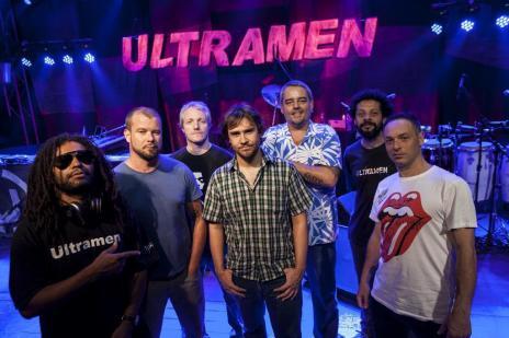 Ultramen toca em Bento sábado (Raul Krebs/Divulgação)