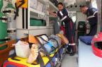Adolescente fica ferido em acidente na Rota do Sol, em Carlos Barbosa Altamir Oliveira, Rádio Estação FM, divulgação/