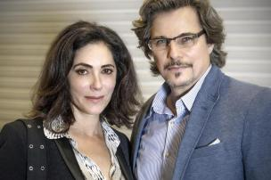 """Christiane Torloni e Edson Celulari serão apaixonados em """"Alto Astral"""" RENATO ROCHA MIRANDA/TV Globo/Divulgação"""