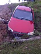 Duas pessoas morrem em acidente na BR-101  Divulgação/PRF