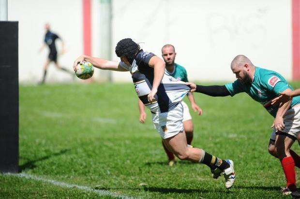Serra Rugby vence o Londrina e garante vaga na final da Taça Tupi Jonas RaMos/Agencia RBS