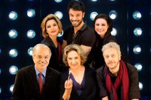 Eva Wilma encena comédia sábado e domingo no UCS Teatro, em Caxias (João Caldas/Divulgação)