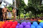 Confira fotos da 14ª edição da Parada Livre de Caxias do Sul