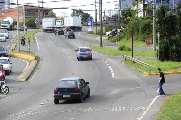 Construção de novo acesso ao bairro Planalto, em Caxias, deve começar em 2019 Porthus Junior/Agencia RBS