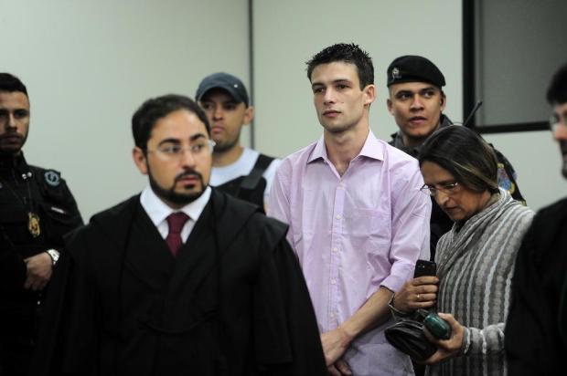 Eduardo Farenzena volta ao banco dos réus em Caxias do Sul Jonas Ramos/Agencia RBS