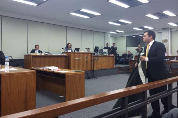 Promotor Rodrigo Vieira pede exoneração para advogar Cristiane Barcelos/Agência RBS/