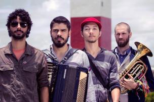 Coutto Orchestra se apresenta este domingo, no Ordovás (Franklin Maimone/Divulgação)