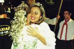 Relembre momentos da princesa da Festa da Uva de 2002 Fernanda Frigeri