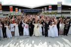 Em Caxias, 116 casais celebram união no Casamento Comunitário Jonas Ramos/Agência RBS/